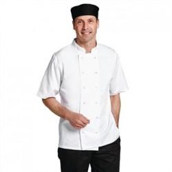 Chaqueta de cocina unisex Boston Talla XS