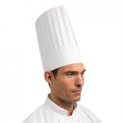 Gorro cocinero desechable