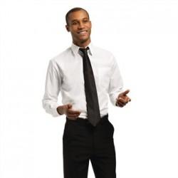 Camisa masculina blanca
