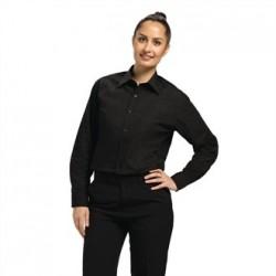 Camisa unisex negra
