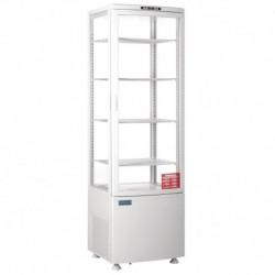 Vitrina frigorífica 235L Blanca
