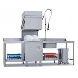 Lavavajillas Industrial Tpo Capota con Cesta
