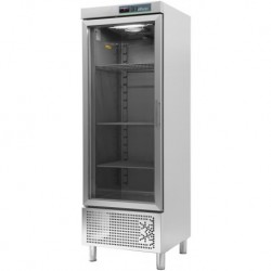 Armario Snack Refrigerado con puertas de cristal