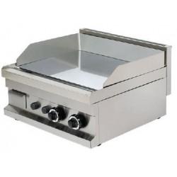 Fry tops a gas sobremesa 600x600x265 Arisco