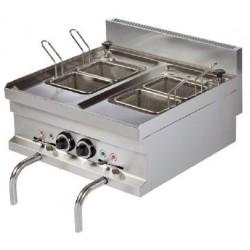 Cocedor de pasta eléctrico sobremesa