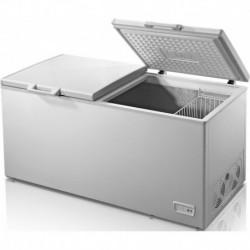 Congelador Horizontal Doble Puerta Abatible 2235x995x830 mm