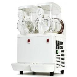 Máquina Preparadora Crema Fría 5 + 5 litros