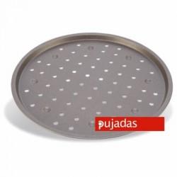 Molde pizza antiadherente perforado 30 cm de diámetro
