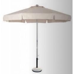 Parasol poliéster con chimenea y faldón