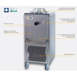 Mantecadora refrigerada por aire BFM10 A