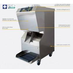 Pasteurizadora refrigerada por agua P600 W