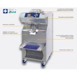 Mantecadora BFX400AW refrigeración mixta