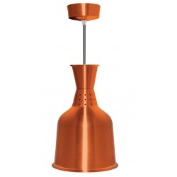 Lámpara Calentadora de Aluminio color Cobre