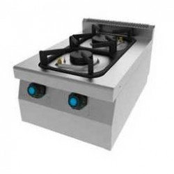 Cocina a GAS 2 Fuegos S604 Jemi SOBREMESA