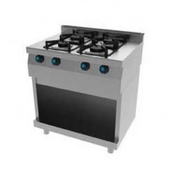 Cocina a GAS 4 Fuegos T614 Jemi