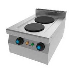 Cocina Eléctrica 2 Placas S602E Jemi SOBREMESA