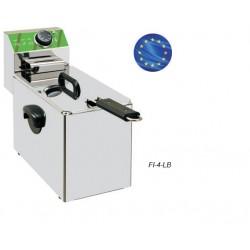 Freidora Eléctrica FI-4-LB  4 LITROS Sobremostrador 'Eco'