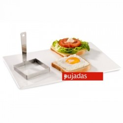 Molde huevo sandwich cuadrado
