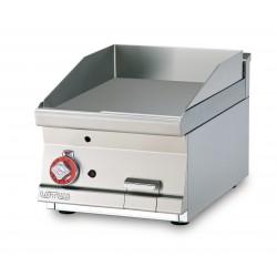 Plancha Fry-Top Acero Inox., Sobremesa a Gas de 400x600x280 mm LOTUS