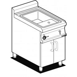 Cuecepasta Trifásico 40 litros GN 1/1 Carga Automática SERIE 70 LOTUS