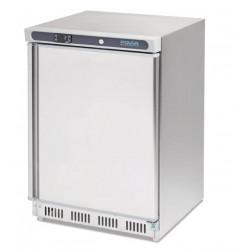 Congelador Bajo-Mostrador Acero Inoxidable 140L POLAR