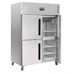 Armario frigorífico Polar GN dos puertas dobles 1200L