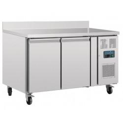 Mostrador frigorífico GN Polar 2 puertas 700mm peto