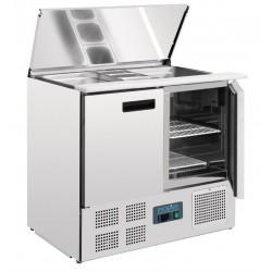 Mostrador de ensaladas refrigerado 240L Polar