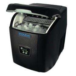 Máquina de hielo sobre mostrador producción 11kg al día Polar