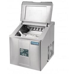 Máquina de hielo sobre mostrador 17kg/día Polar