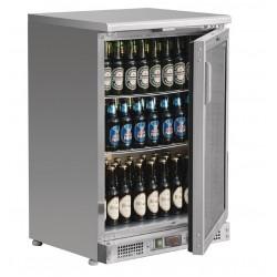 Vitrina Botellera de acero inoxidable Polar 104 botellas