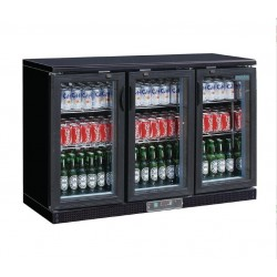 Vitrina Botellera con puertas pivotantes Polar 273 botellas
