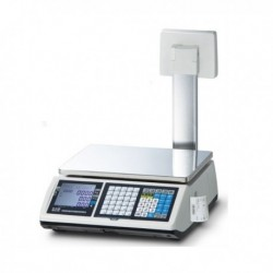 Balanza Comercial 15/30 kg CT100P-30 con Columna