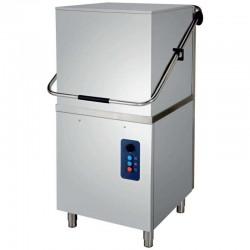 Lavavasos Industrial tipo Capota con Cesta de 50x50 cm ARISCO