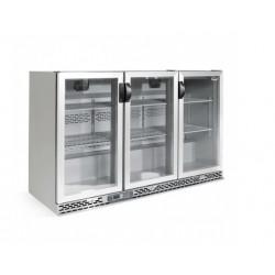 Botellero Expositor Refrigerado Inox 330L INFRICO