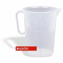 Jarra de medidas en polipropileno 1 litro