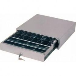 Caja Automática de Cobro Sobremesa Inox MANUAL