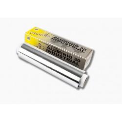 Rollo de papel de aluminio industrial 30 ancho 14 grosor 1.5 peso