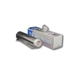 Rollo de papel de aluminio industrial 40 ancho 13 grosor 2.6 peso