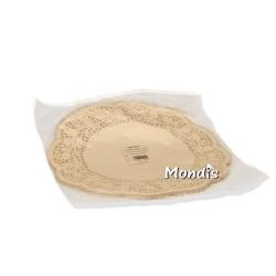 Blonda rodal calado lito 32 cm de diámetro