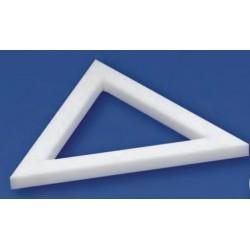 Triángulo para colador chino