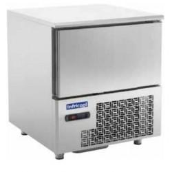 Abatidores y Congeladores de Temperatura 3 niv. (721x711x536 mm)