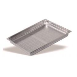 Cubeta inox perforada  GN 1/1 (Gastronomía)