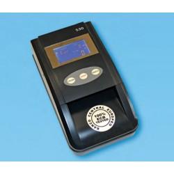 Detector de billetes electrónico arrastre automático, batería