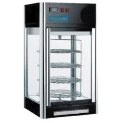 Vitrina Refrigerada Giratoria Sobre Mostrador (Cristal Doble - 4 caras)