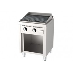 Barbacoa gas 600 estante serie 600