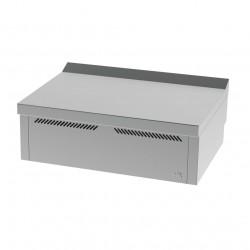 Mueble neutro 800 sobremesa sin cajón serie 600