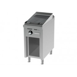 Barbacoa gas 400 estante serie 750