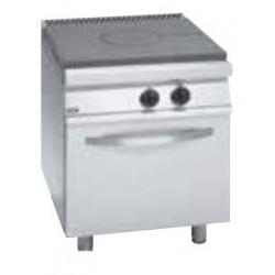 Cocina a Gas Todo Plancha Gama 700