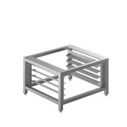 Estructura soporte para 2 hornos remontados serie ALFA420 y ALFA1035